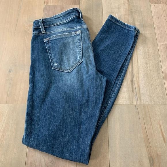 Joe's Jeans Denim - Joe's Distressed Skinny Ankle Jeans